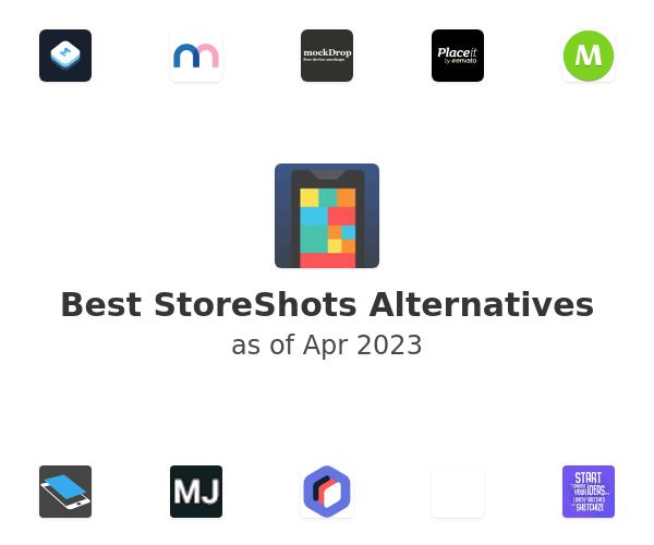 Best StoreShots Alternatives
