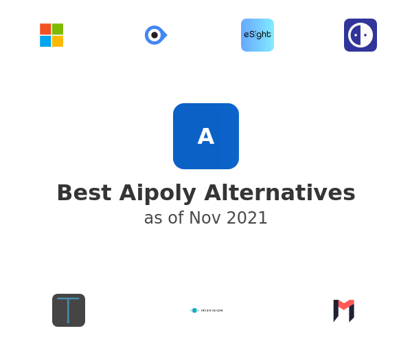 Best Aipoly Alternatives