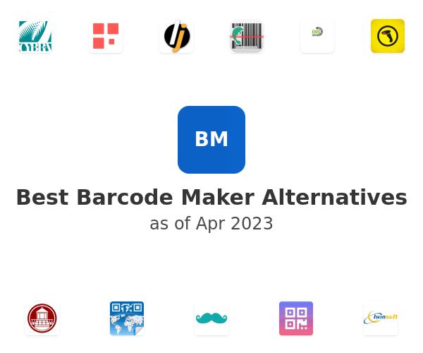 Best Barcode Maker Alternatives