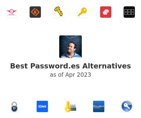 Best Password.es Alternatives
