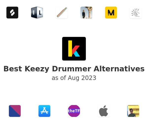 Best Keezy Drummer Alternatives