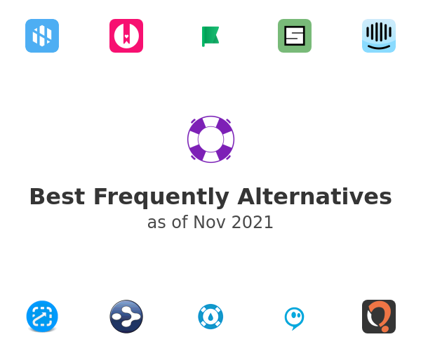 Best Frequently Alternatives