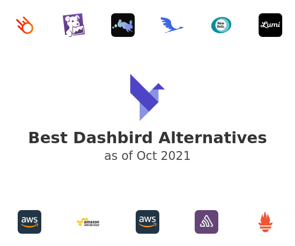 Best Dashbird Alternatives