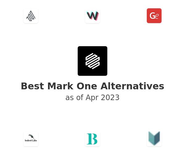 Best Mark One Alternatives