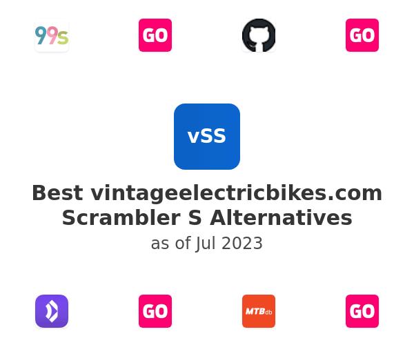 Best Scrambler S Alternatives