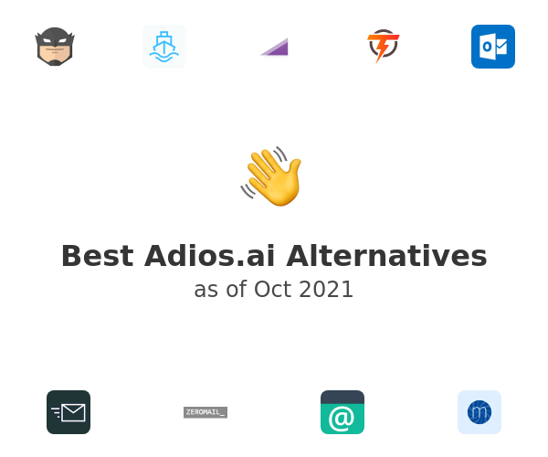 Best Adios.ai Alternatives