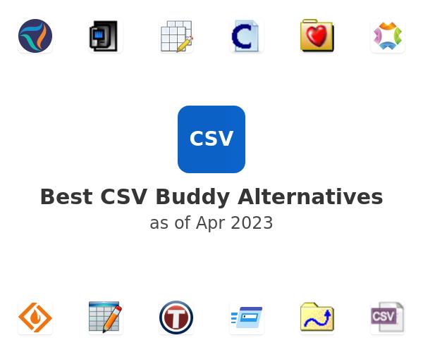 Best CSV Buddy Alternatives