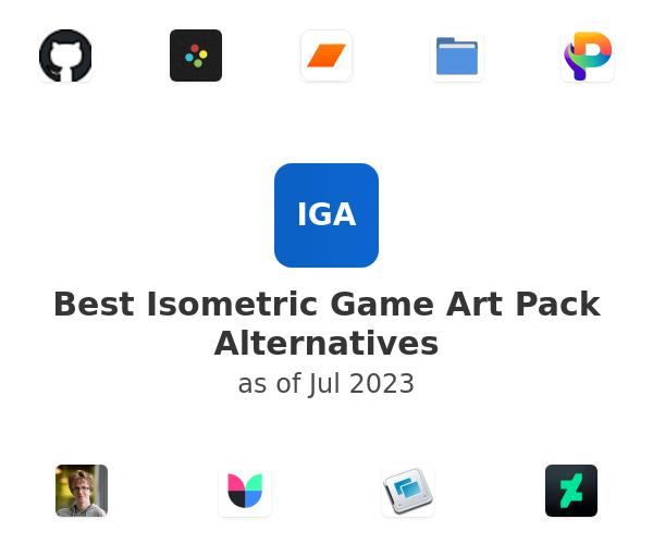 Best Isometric Game Art Pack Alternatives