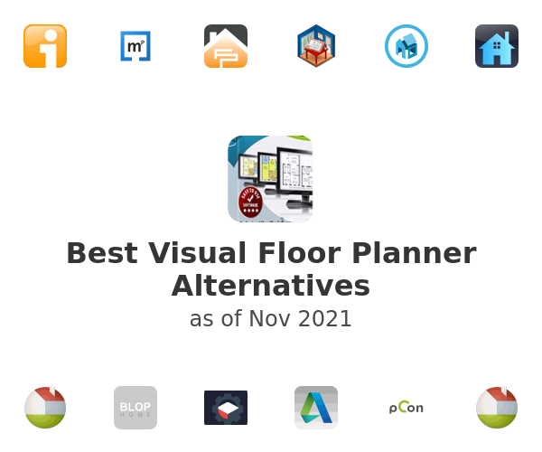 Best Visual Floor Planner Alternatives