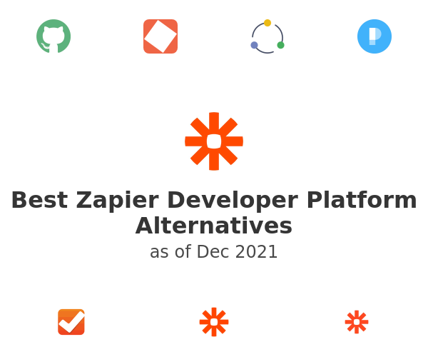 Best Zapier Developer Platform Alternatives