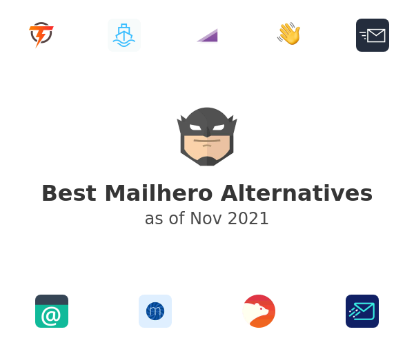 Best Mailhero Alternatives