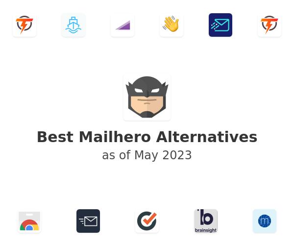 Best Mailhero Alternatives