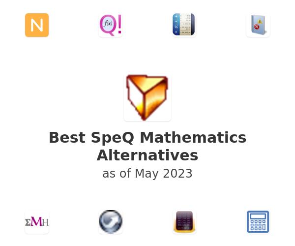 Best SpeQ Mathematics Alternatives