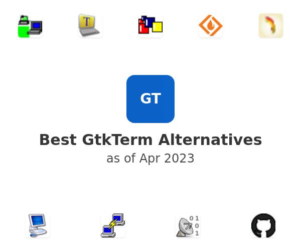 Best GtkTerm Alternatives