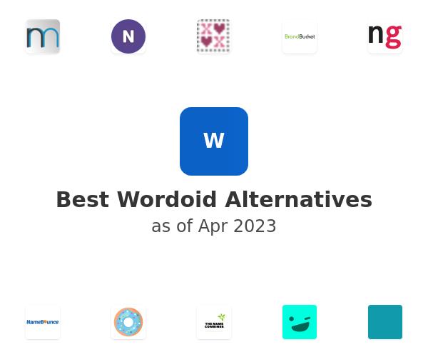 Best Wordoid Alternatives