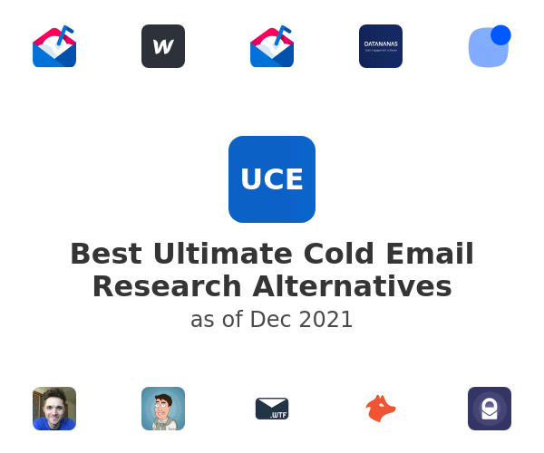Best Ultimate Cold Email Research Alternatives