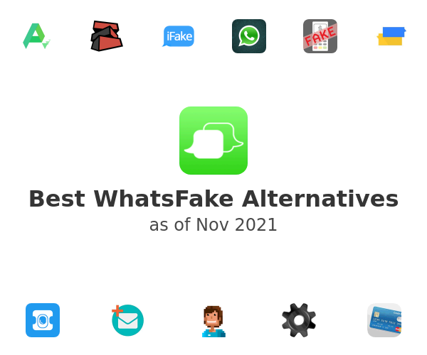 Best WhatsFake Alternatives