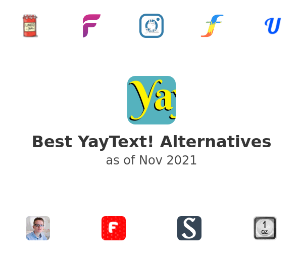 Best Yaytext Alternatives Reviews 2020 Saashub Yaytext.com is using 60 web technologies in analytics, blog, widget, marketing automation and 3 more categories. best yaytext alternatives reviews