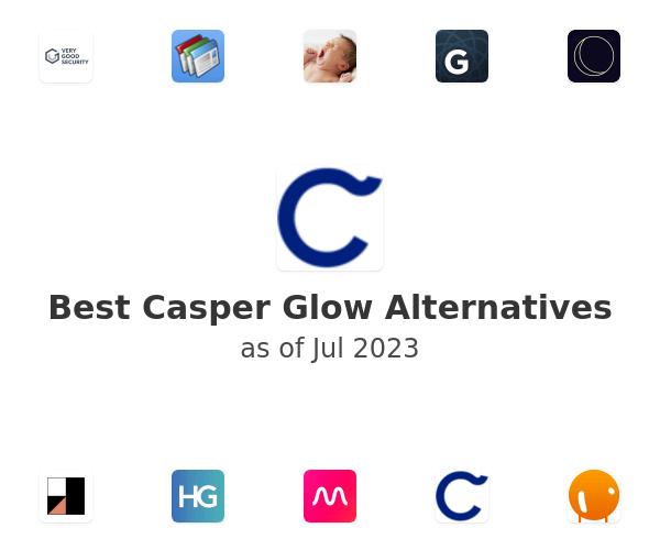 Best Casper Glow Alternatives