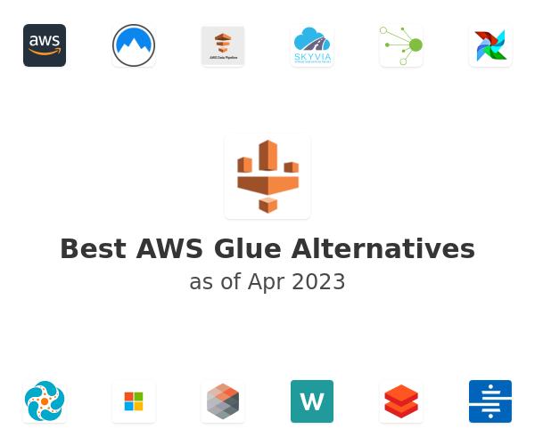 Best AWS Glue Alternatives