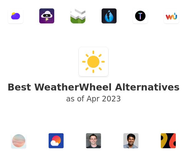 Best WeatherWheel Alternatives