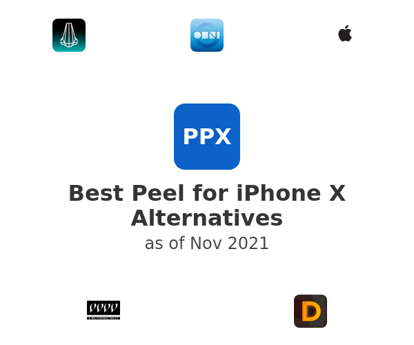 Best Peel for iPhone X Alternatives