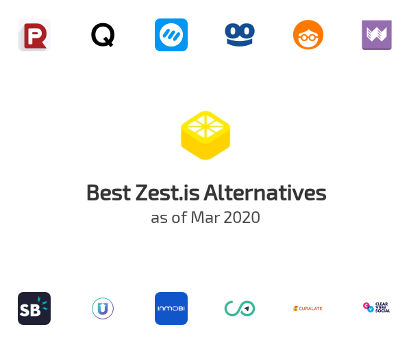 Best Zest.is Alternatives