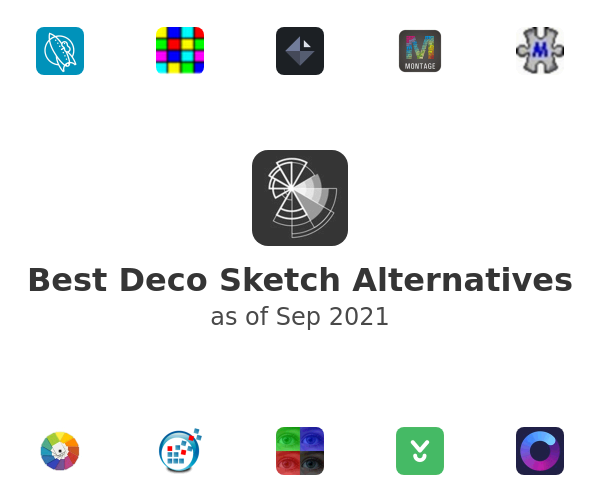Best Deco Sketch Alternatives