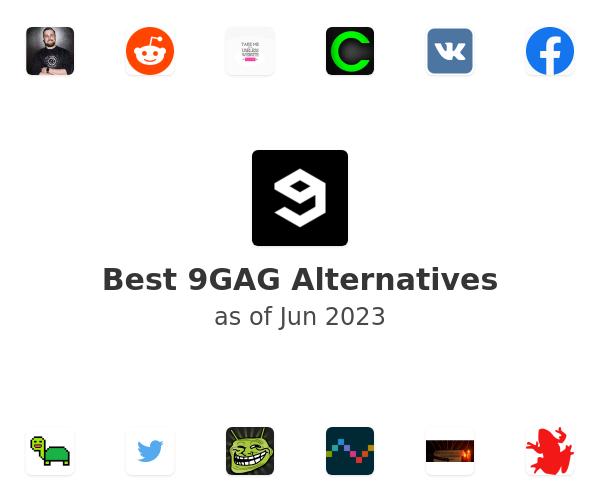 Best 9GAG Alternatives