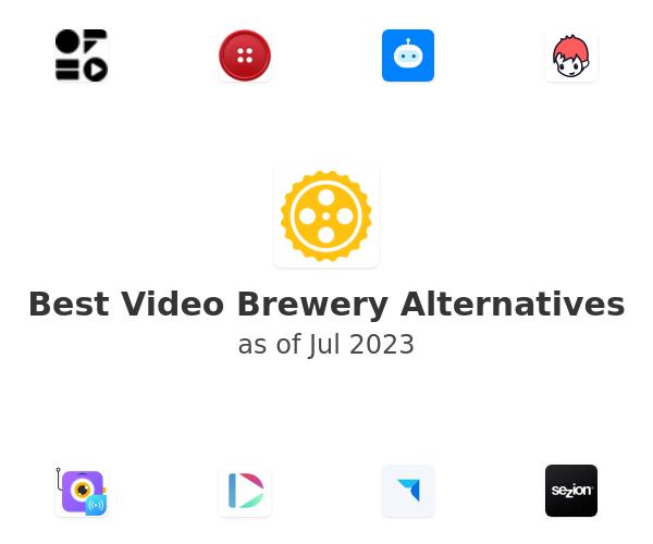 Best Video Brewery Alternatives