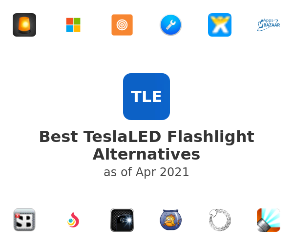 Best TeslaLED Flashlight Alternatives