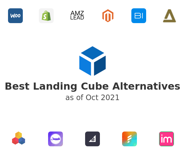 Best Landing Cube Alternatives