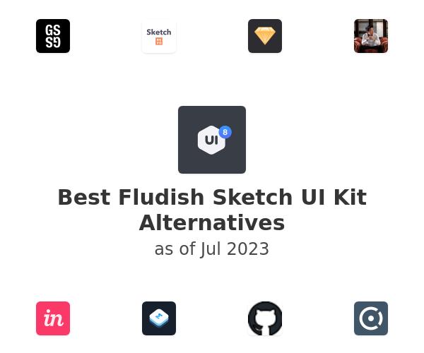 Best Fludish Sketch UI Kit Alternatives