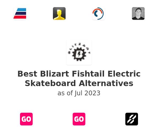 Best Blizart Fishtail Electric Skateboard Alternatives