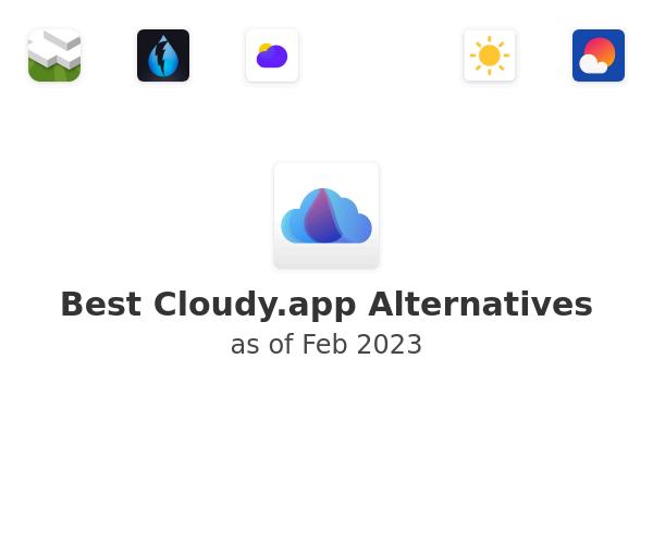 Best Cloudy Alternatives