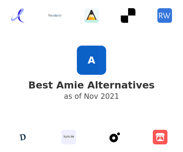 Best Amie Alternatives