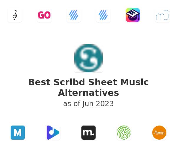 Best Scribd Sheet Music Alternatives