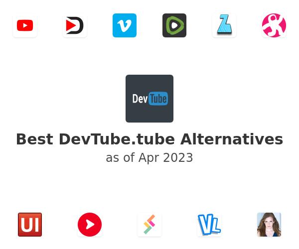 Best DevTube Alternatives