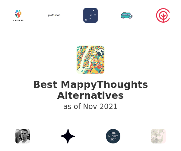 Best MappyThoughts Alternatives