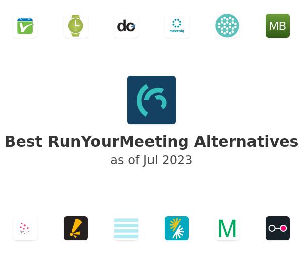 Best RunYourMeeting Alternatives