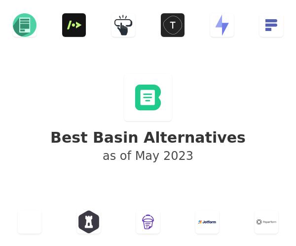 Best Basin Alternatives