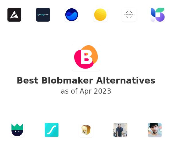 Best Blobmaker Alternatives