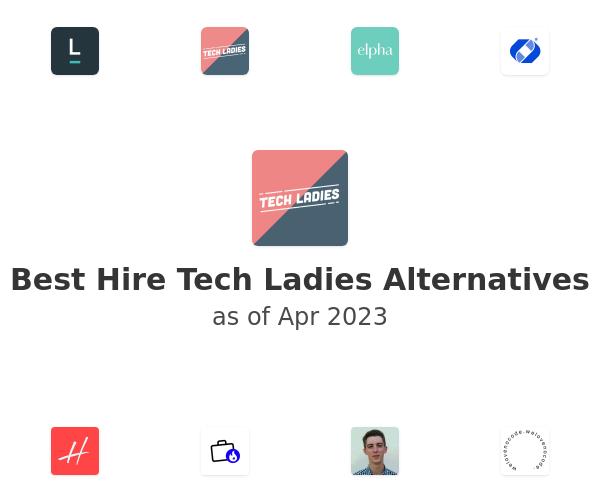 Best Hire Tech Ladies Alternatives