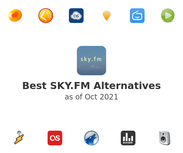 Best SKY.FM Alternatives