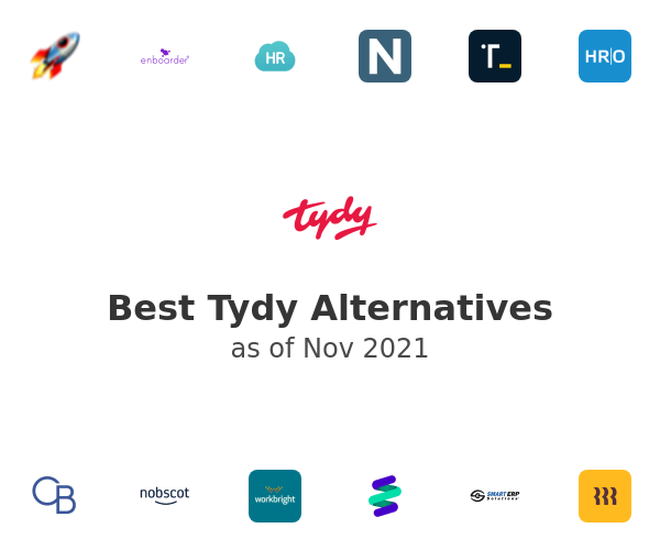 Best Tydy Alternatives