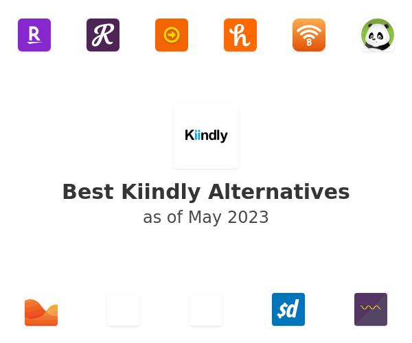 Best Kiindly Alternatives