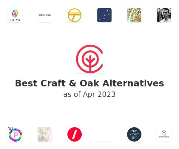 Best Craft & Oak Alternatives