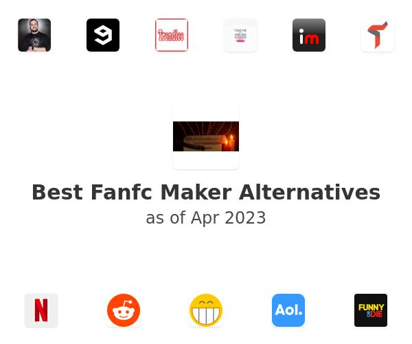 Best Fanfc Maker Alternatives