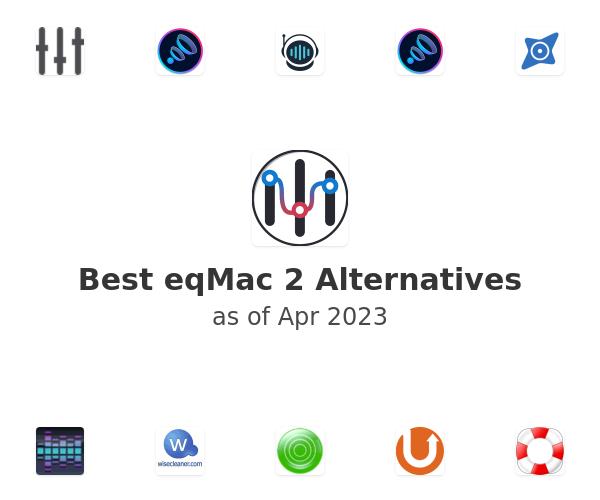 Best eqMac 2 Alternatives