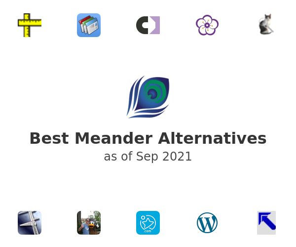 Best Meander Alternatives